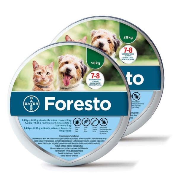 Seresto Flea And Tick Collar; The Best Of Them All